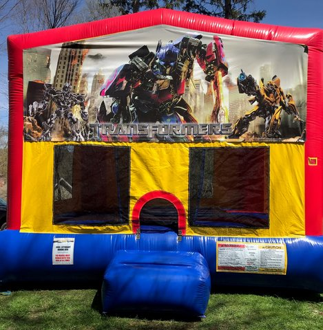 Transformers Bounce House